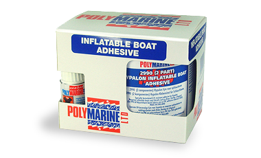 Polymarine Hypalon Adhesive, 2 Part, 250ml Tin
