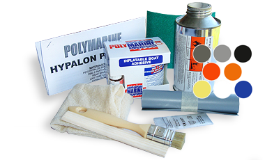 Inflatable Boat Professional Repair Kit – Hypalon