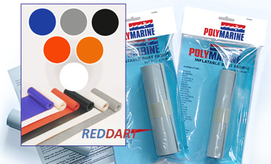 PVC fabric for Inflatable Boat Repairs